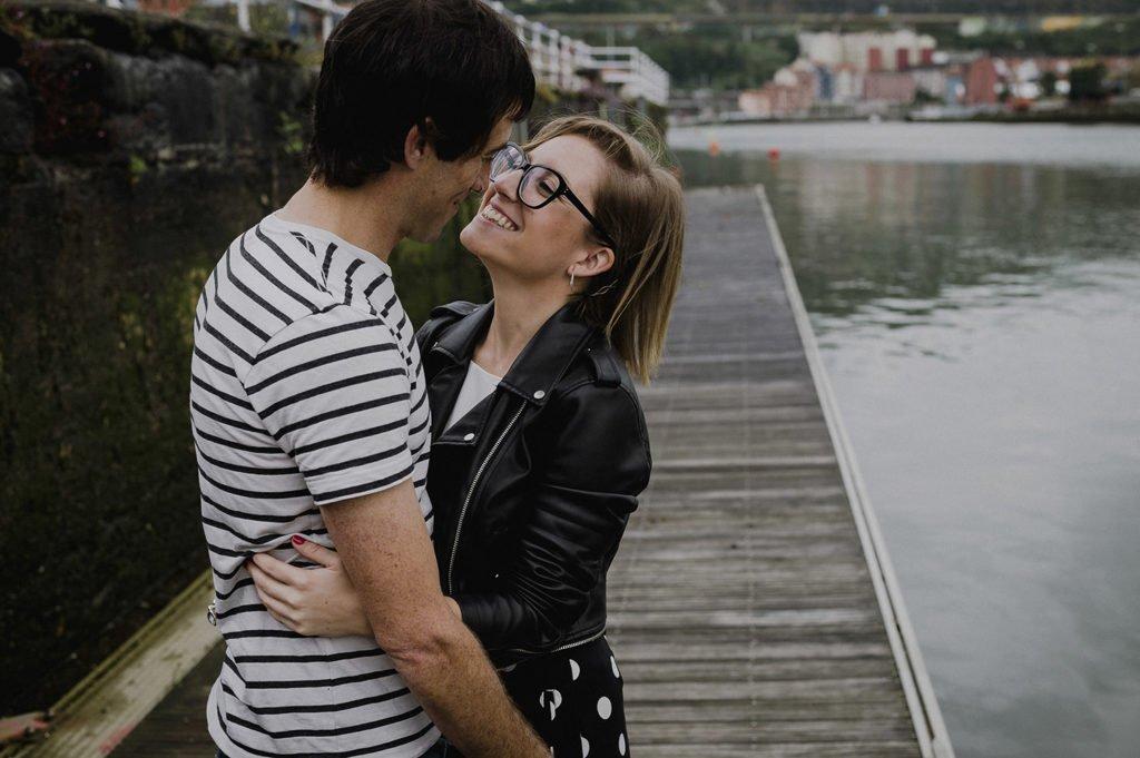 Reportaje de pareja Bilbao con Jaione y Beñat 5