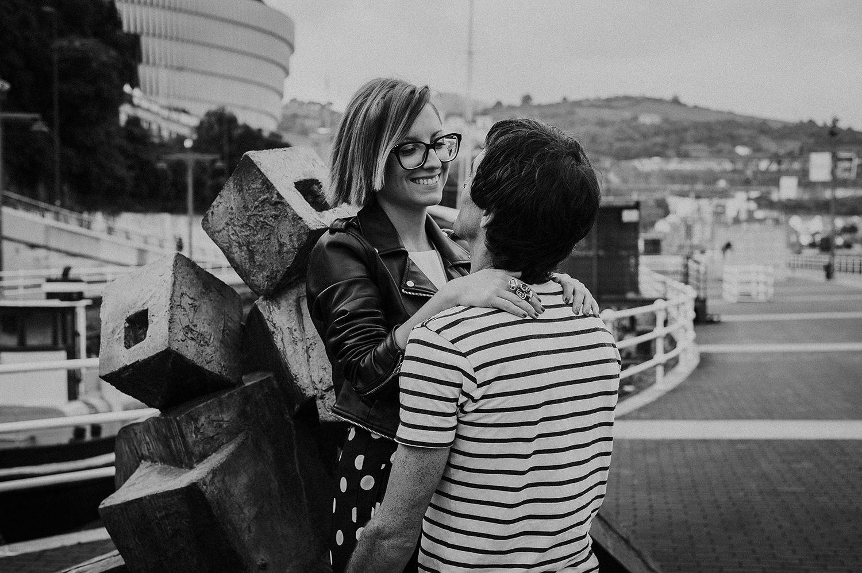 Reportaje de pareja Bilbao con Jaione y Beñat 1
