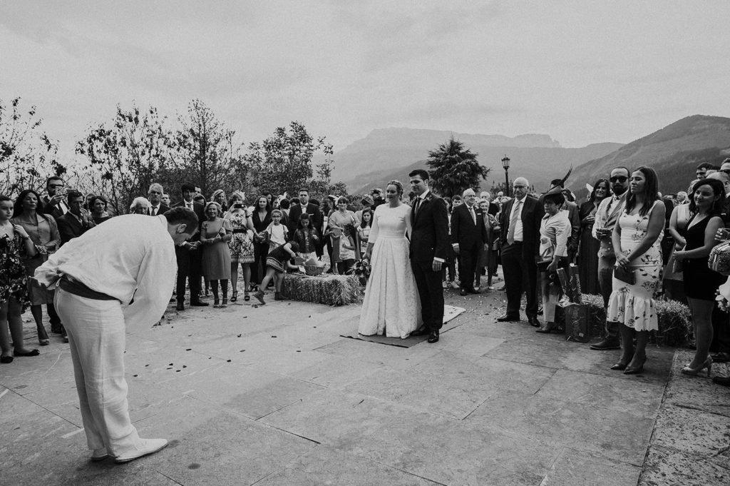 6 de Octubre boda en Axpe Goikoa  Garaiz & Txaber 1