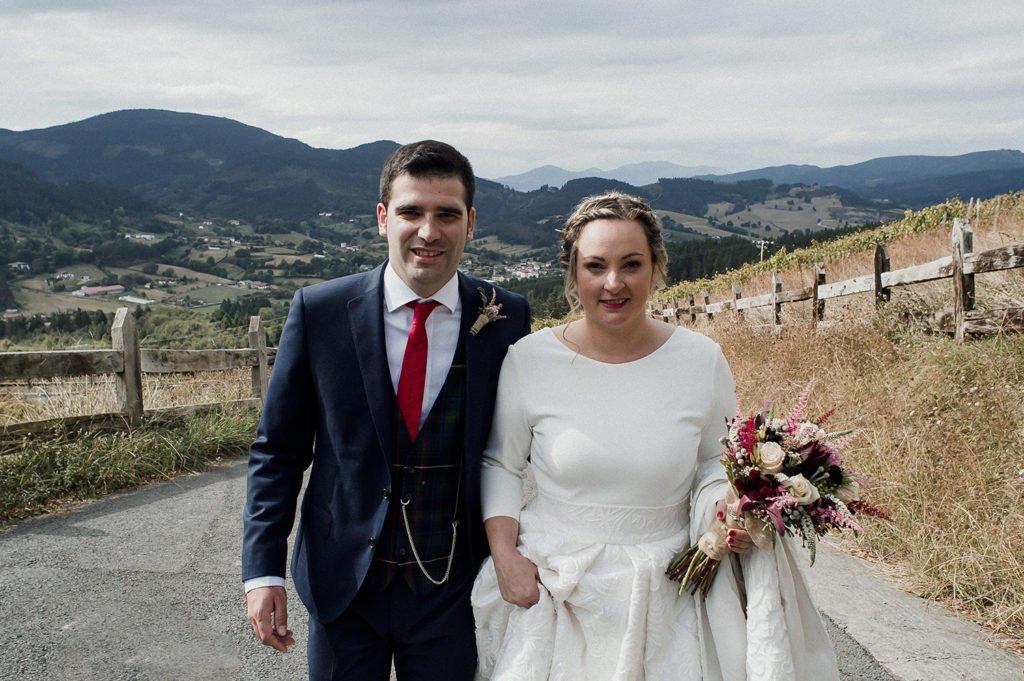 6 de Octubre boda en Axpe Goikoa  Garaiz & Txaber 5