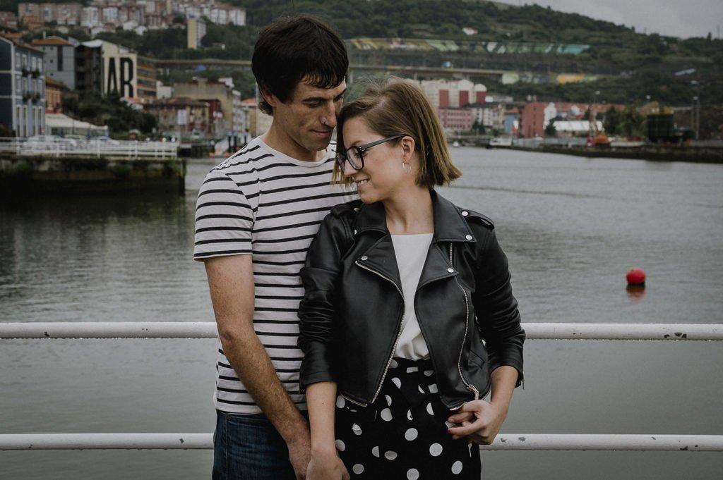 Reportaje de pareja Bilbao con Jaione y Beñat 11