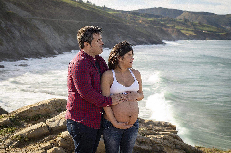 Reportaje de embarazo