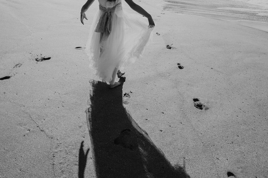 22 de Junio reportaje de comunión con Iratxe, en la playa de Laga 6