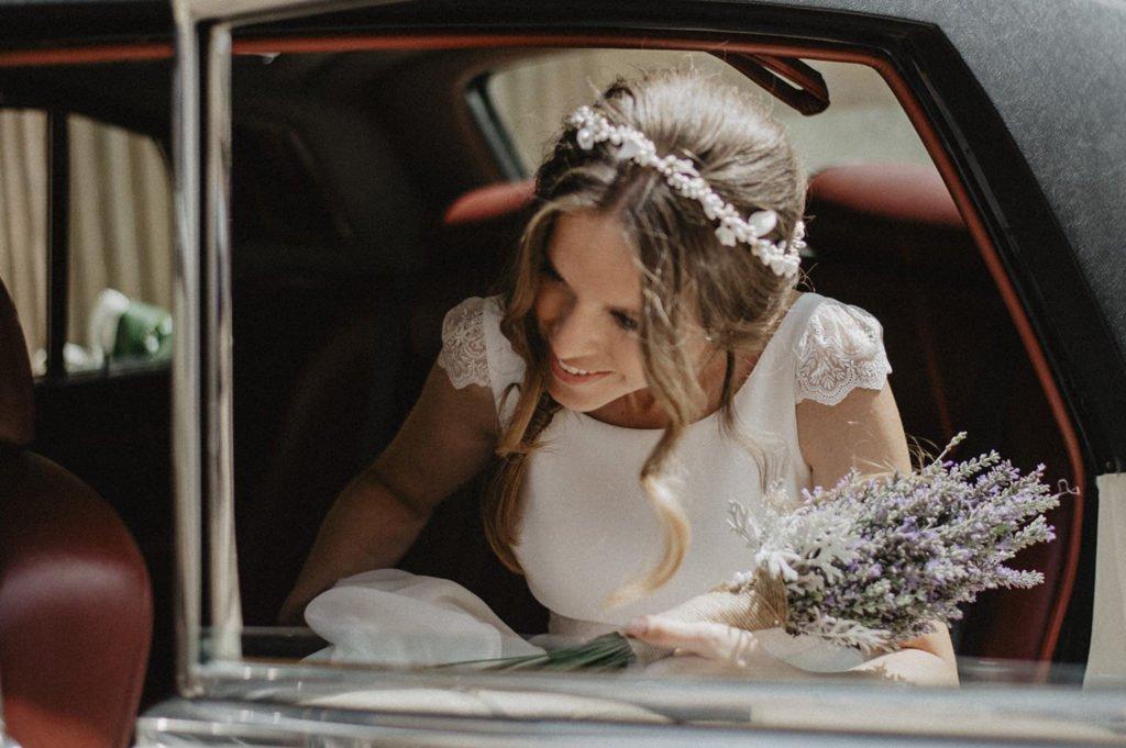 Nervios y emociones de la novia el día de su boda