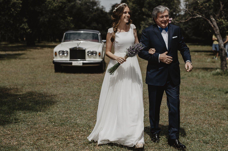 boda en la finca el Encinar