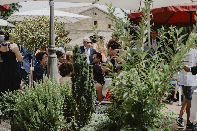 coctel en Restaurante Palacio de Casafuerte