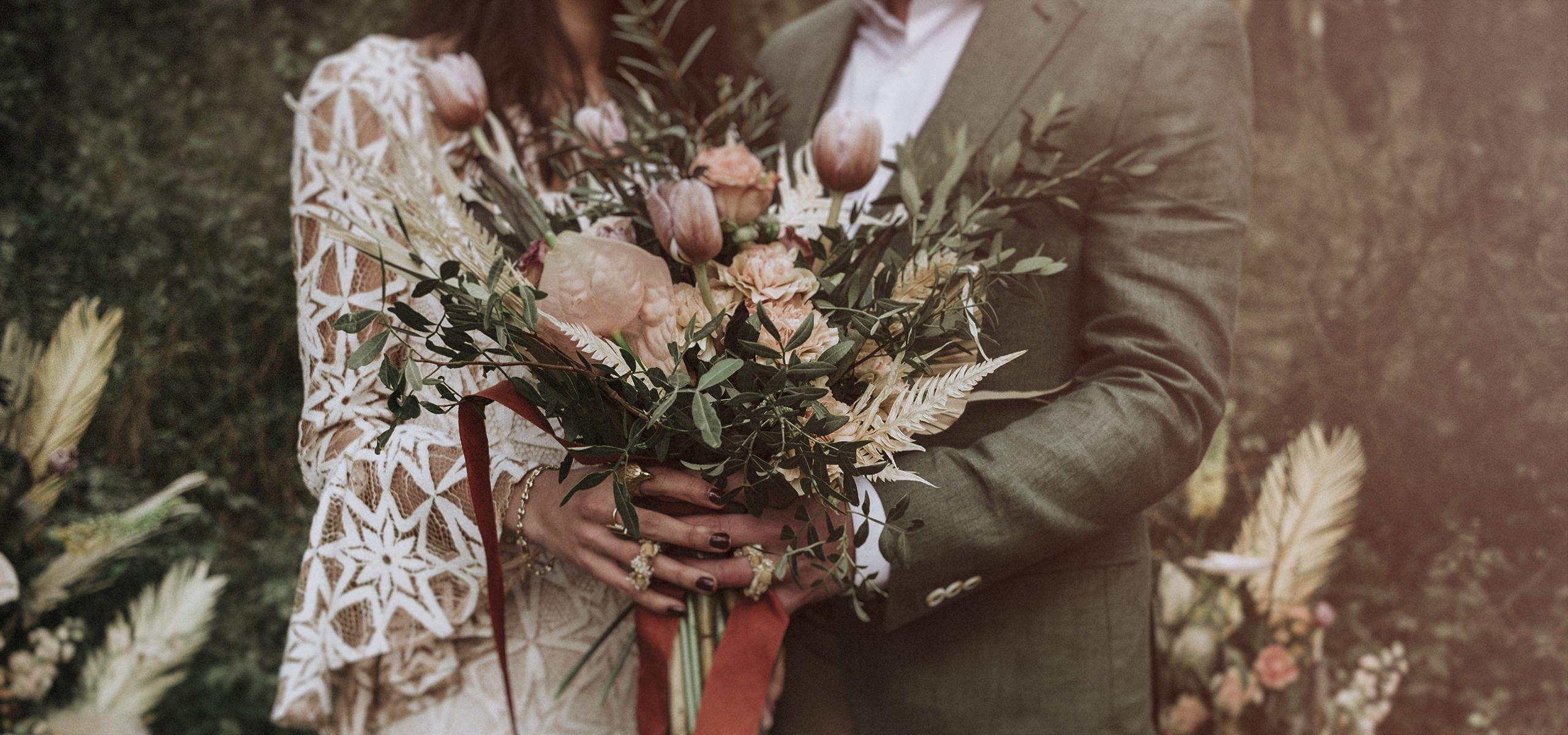 Reportaje de fotos de boda en la playa de Santander en Cantabria