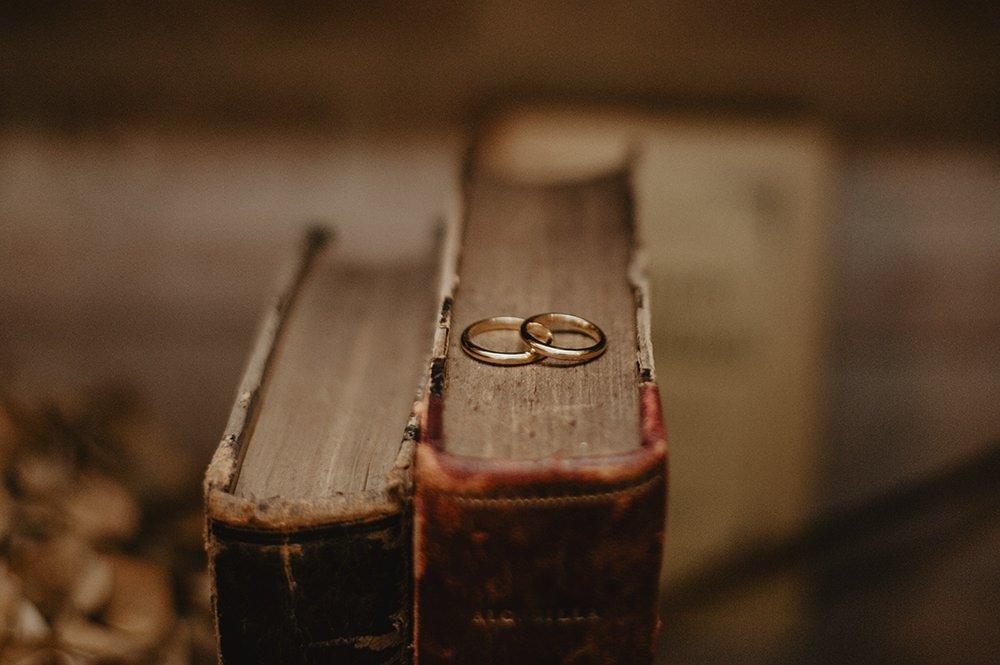 Reportaje de boda en Invierno