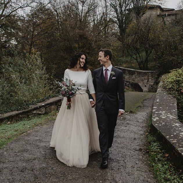 Reportaje de boda en temporada de invierno